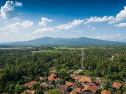 Die Region von Anjer im Landkreis Banten (c) Tobias Schorr