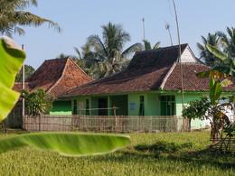 Typisches Bauernhaus auf der Insel Java (c) Tobias Schorr