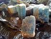 "Beryll-Kristalle aus Yabello (""Aquamarin"") (c) Tobias Schorr"