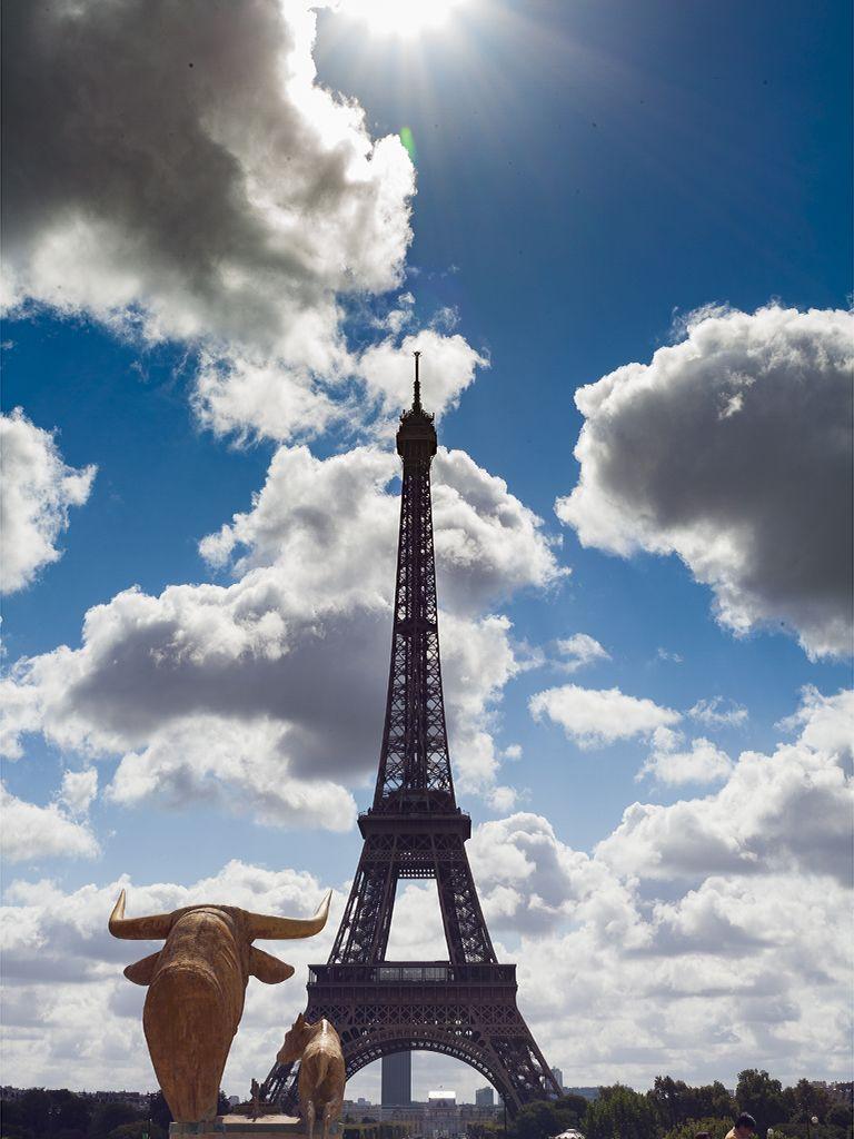 """Paris hat viel mehr, als """"nur"""" den Eifelturm zu bieten! (c) Tobias Schorr"""