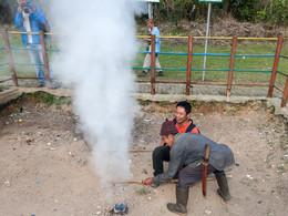 Geothermie ist die Energiequelle der Zukunft in Indonesien! (c) Tobias Schorr