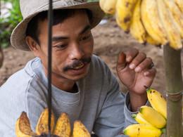 Bananenverkäufer (c) Tobias Schorr