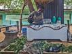 Eine typische, äthiopische Kaffeezeremonie (c) Tobias Schorr