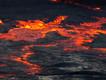 Oberfläche des Lavasees (c) Tobias Schorr