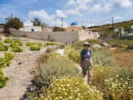 Wanderung am estlichen Teil der Halbinsel Akrotiri (c) Tobias Schorr