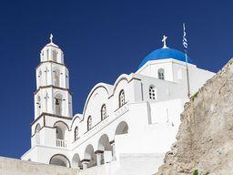 Kirche in Pyrgos