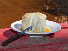 Der beste Käse von Santorin, (c) Tobias Schorr