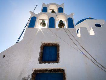 Der Glockenturm der Agia Anna Kapelle (c) Tobias Schorr