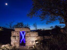 """""""Blaue Phase"""" mit künstlicher Beleuchtung. (c) Tobias Schorr, Oktober 2016"""