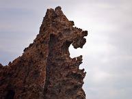 Der Bärenfelsen an der Nordküste