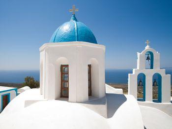 Kirche Agios Charalambos auf Thirasia (c) Tobias Schorr