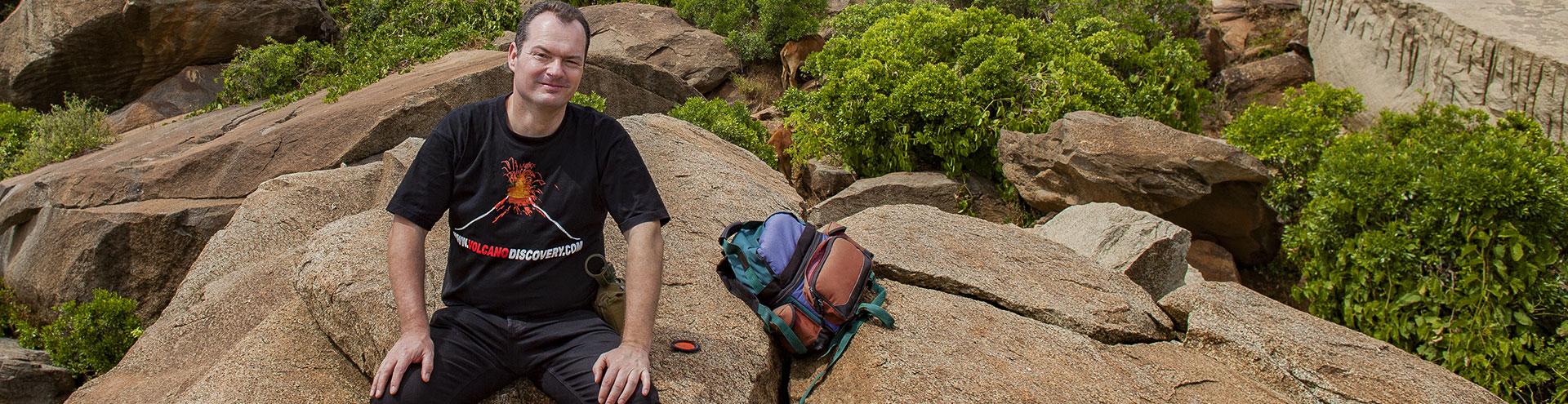 Tobias Schorr in Äthiopien